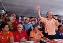 'ALIANÇA SE FAZ COM OS DIFERENTES': Ricardo diz que João, Veneziano e Luiz Couto vão derrotar a 'velha política'