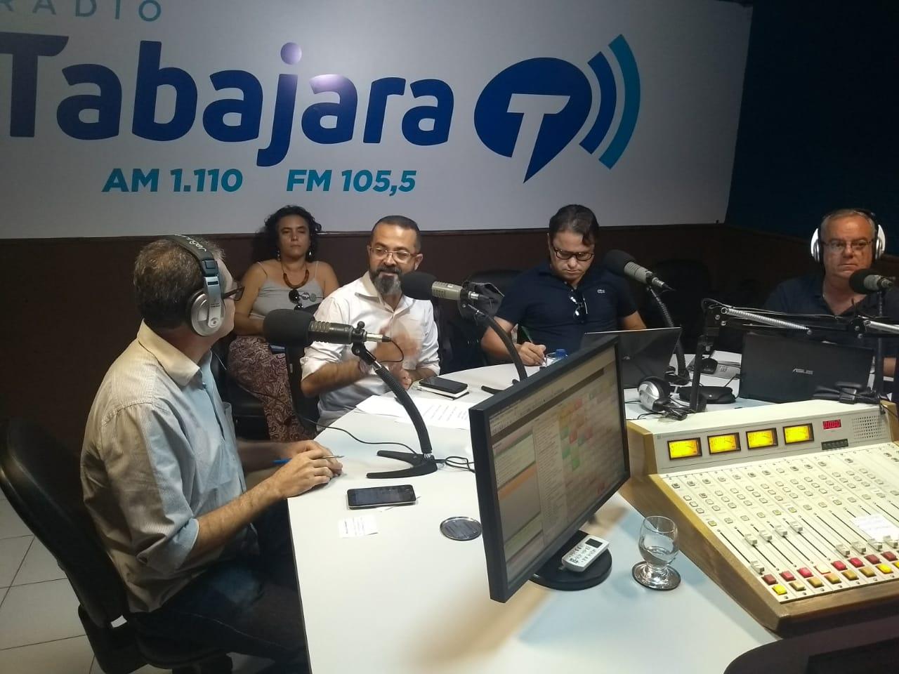 IMG 20180810 WA0056 - 'A CHAPA DO PSOL NAO TEM GOLPISTA': Tárcio Teixeira diz que aliados de Temer estão camuflados em chapas na Paraíba