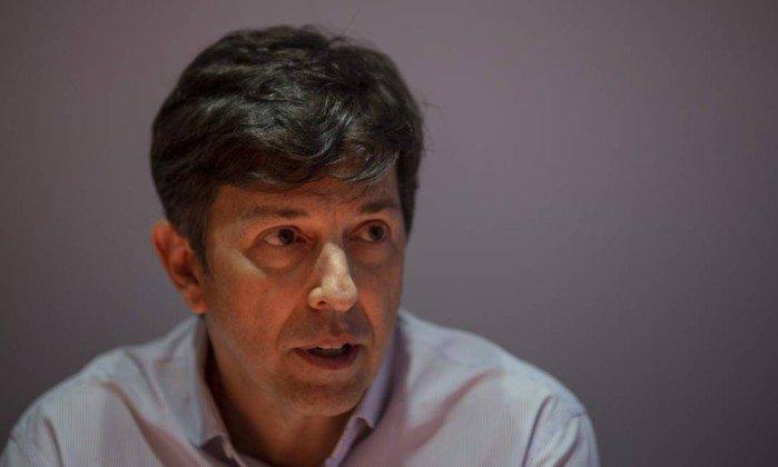 Joao amoedo - João Amoêdo diz que foi 'desconvidado' de evento por pressão de adversários