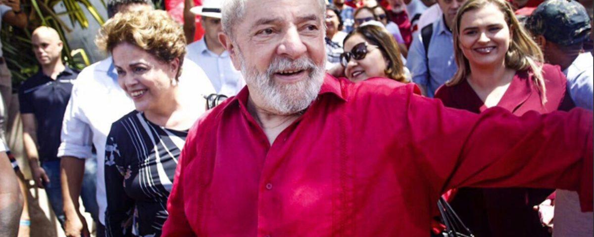 Lula Caravana 2 1200x480 - VEJA VÍDEO: No 1º programa do PT no horário eleitoral, Lula diz que é preciso 'acreditar no Brasil'