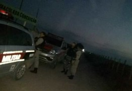 Polícia Militar prende suspeito de assaltos aos Correios e comércios de Mari