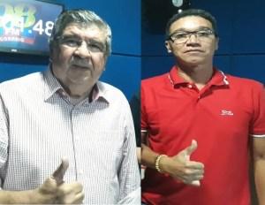 ROBERTO MONAGEM 2 300x232 - Higor Fialho e Celso Alves são os suplentes de Roberto Paulino para o Senado