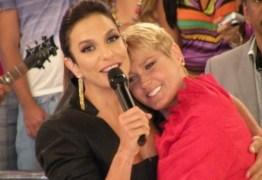 Xuxa e Ivete Sangalo disfarçam, mas amizade está chegando ao fim