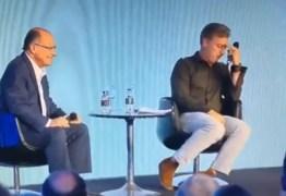 """Em evento em SP, Alckmin chama mulher de Luciano Huck de """"Eliana"""" – VEJA VÍDEO!"""