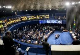 Maioria dos senadores deseja que votação para presidência do Senado seja aberta