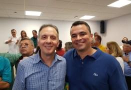 Aguinaldo Ribeiro recebe importante apoio do prefeito de Cruz do Espírito Santo