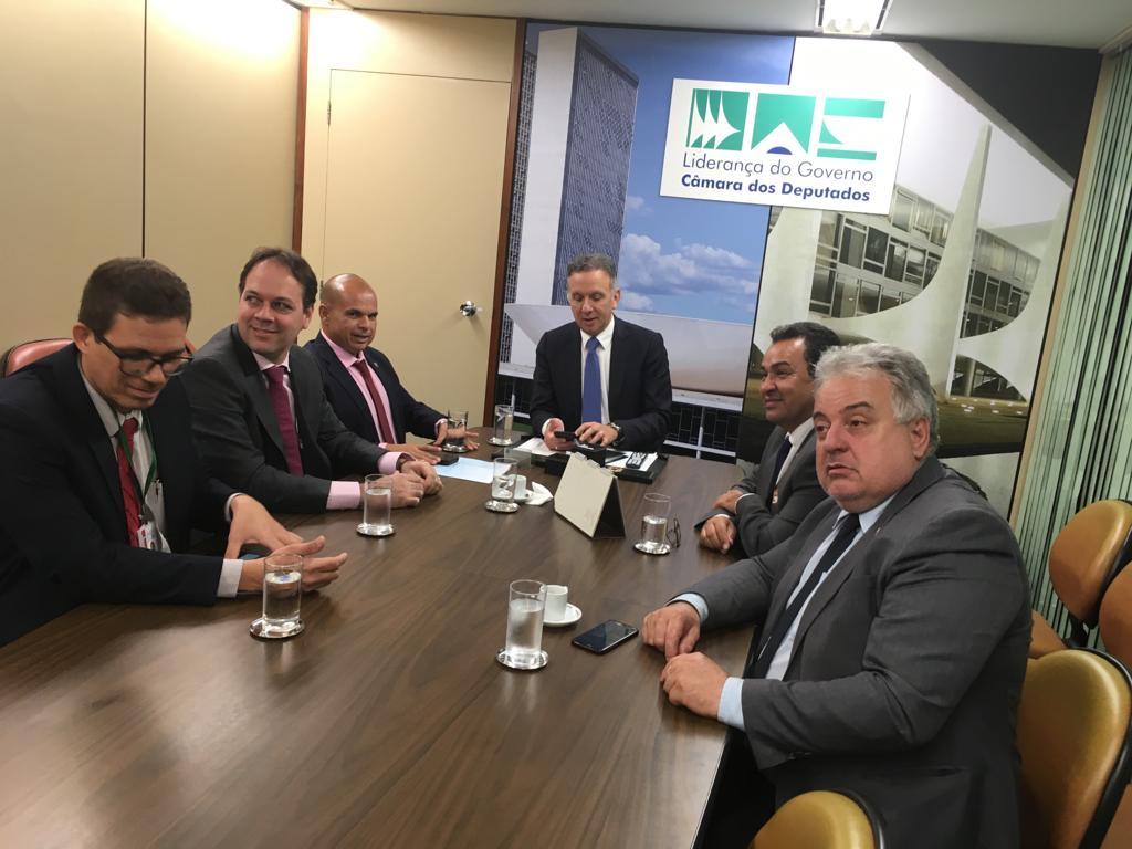 WhatsApp Image 2018 08 08 at 5.06.57 PM - Aguinaldo recebe representantes da PRF em Brasília e consegue que MP seja apreciada e aprovada na Câmara Federal