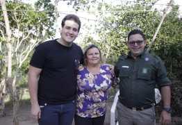No Brejo, André Amaral visita assentamento São Domingos e houve demandas de agricultores