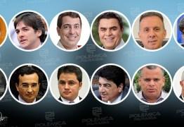 PESQUISA CONSULT: Paraibanos respondem quem são os doze nomes que comporiam a bancada federal do estado