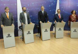 """Internautas não perdoam falhas e """"trapalhadas"""" no debate da TV Manaíra"""