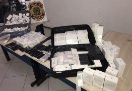 Polícia Federal desarticula esquema de importação clandestina de iphones, perfumes e relógios caros