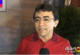 VEJA VÍDEO: Empresário cajazeirense Arlan Rodrigues anuncia chapa para concorrer à presidência da Federação Paraibana de futebol