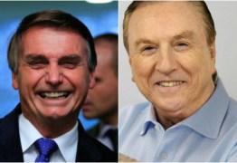 OUÇA: Eyamel continua '1 democrata cristão' enquanto Bolsonaro quer 'mudança de verdade' em jingle