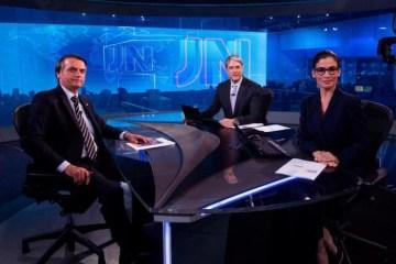 bolsonaro no jn - 'QUAL O LIMITE DA GLOBO?': Bolsonaro acusa emissora de 'manipulação' e 'teatro' no Jornal Nacional; VEJA VÍDEO