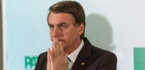bolsonaro 300x146 - Candidatos terão 25 seguranças; família de Bolsonaro pede proteção