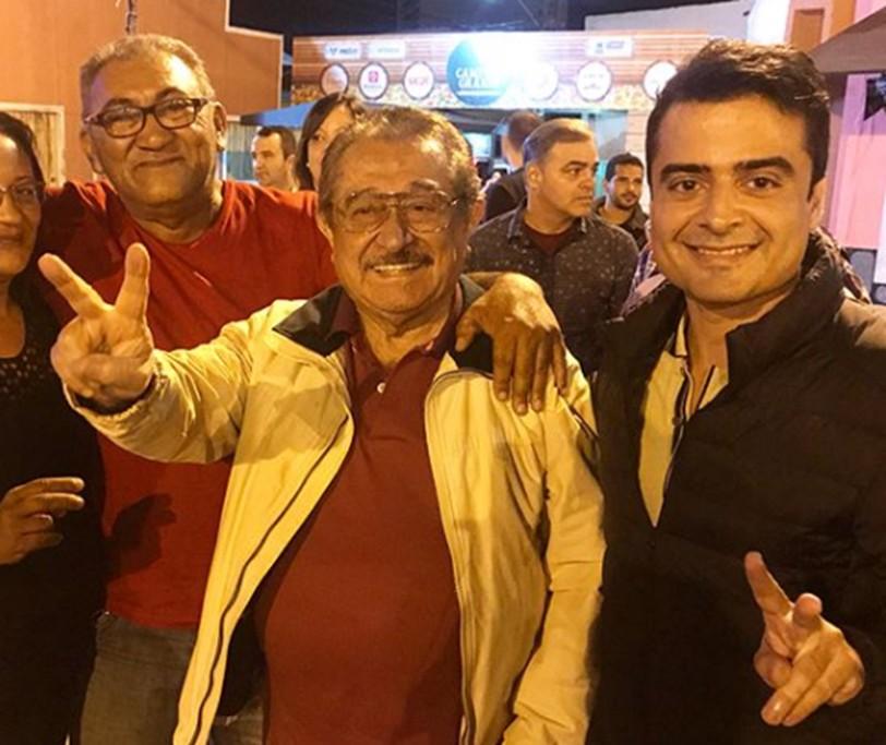 brunoezé - AGORA É OFICIAL: Conheça as chapas que vão disputar as eleições 2018 na Paraíba