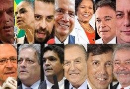 Patrimônio dos 13 presidenciáveis registrados no TSE chega a R$ 834 milhões