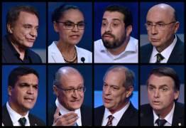 Confira as datas do próximos debates presidenciais