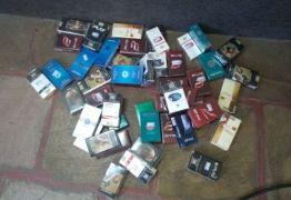 Procon-PB apreende 10 mil carteiras de cigarro importados na Operação Pulmão Saudável