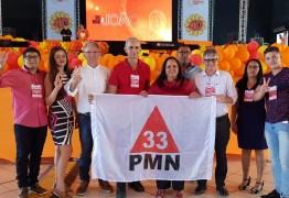 PMN, DEM e PPS realizam convenção em conjunto para definirem coligação proporcional