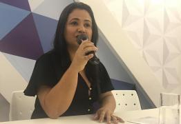 VEJA VÍDEO: Vice-presidente da REDE na Paraíba, Cristiane Almeida, afirma que o partido está definido: 'estamos com Azevedo'