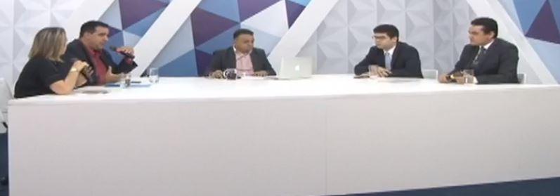 debate06082018 - 'O maior adversário de Bolsonaro é o microfone', Rafael Vilhena analisa entrevistas recentes do pré-candidato