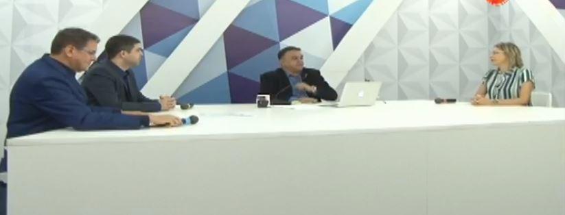 entrevista delegada e major - 'A Paraíba é uma ilha em relação a segurança do Nordeste', afirma a delegada Cassandra Moraes