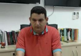 DORME NA PF: Audiência de Custódia de Fabiano Gomes é marcada para esta quinta-feira (23)