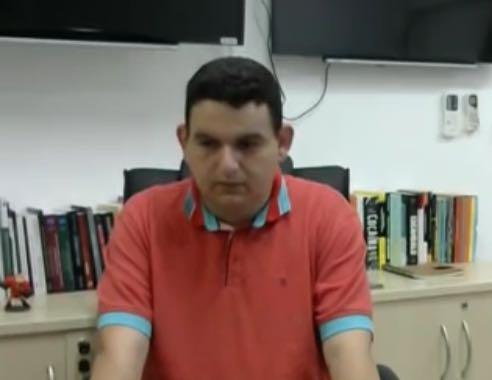 fabiano - DORME NA PF: Audiência de Custódia de Fabiano Gomes é marcada para esta quinta-feira (23)