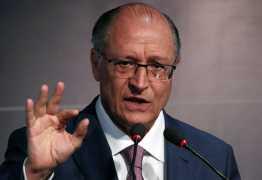 Alckmin tenta censurar no TSE pesquisa do Datafolha