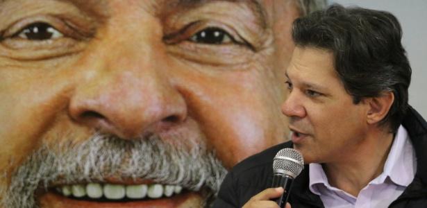 haddad - Haddad conseguirá herdar votos de Lula? 5 desafios da campanha petista