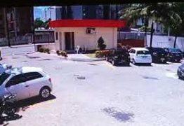 EXECUTADO: Pistoleiro entra a pé no Batalhão e executa bombeiro a tiros – VEJA VÍDEO DO CRIME