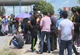 João Pessoa vai receber 71 imigrantes venezuelanos nesta terça-feira