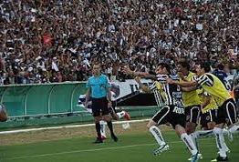 Belo perde pênalti, mas sai na frente e vence Botafogo-SP