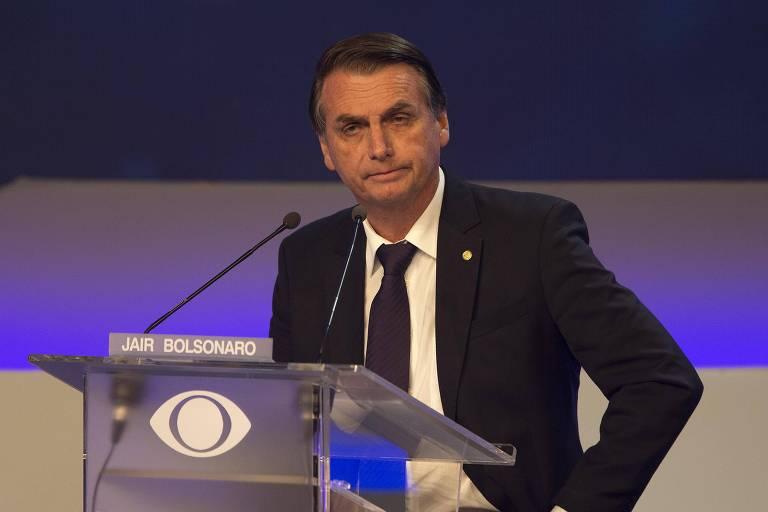 jair bolsonaro debate bandeirantes - Bolsonaro demite funcionária acusada de ser assessora fantasma