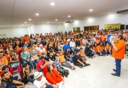 João Azevedo se define como o único capaz de dar continuidade aos avanços que o estado precisa