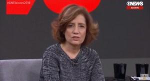 leitao 300x162 - VEJA VÍDEO: após provocação de Bolsonaro sobre ditadura, jornalista responde com nota da emissora