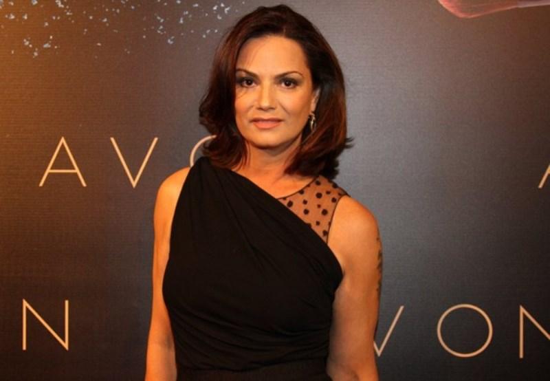 luiza brunet - AGRESSÃO: Luiza Brunet comemora condenação do ex- marido