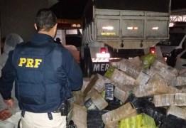 'DORÇO DE FRANGO': Erro ortográfico faz polícia achar quase 4 t de maconha