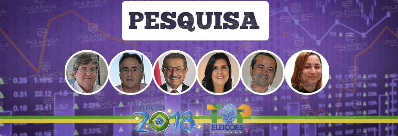 montagem163 5 - EXCLUSIVA: Polêmica Paraíba divulga a pesquisa de intenção de voto para governador - JOÃO AZEVEDO LIDERA