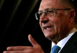 Alckmin diz não temer possível delação de ex-secretário preso