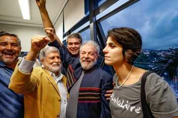 Manuela D'Ávila: pesquisa reforça decisão de comitê da ONU sobre Lula