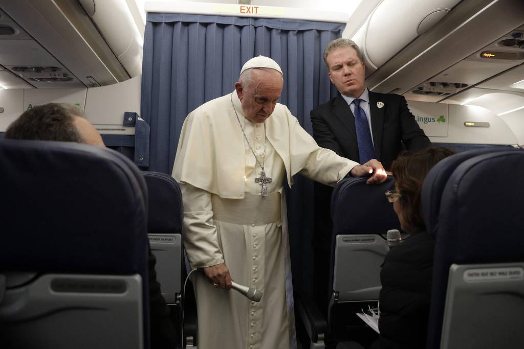 papa francisco - Guerra ideológica no Vaticano pode abalar papado de Francisco