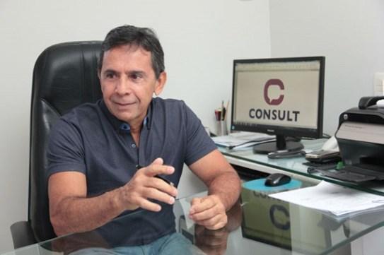 paulo de tarso - 'ELEITOR ESTÁ APÁTICO': Diretor da Consult financia pesquisa para participar do processo eleitoral paraibano - OUÇA
