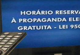TSE apresenta previsão do tempo de propaganda no rádio e na TV para cada candidato à Presidência