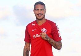 Apresentado, Guerrero se diz ansioso por estrear no Inter
