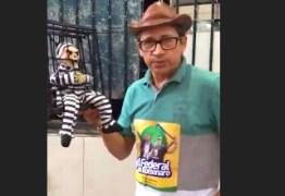 O VÍDEO DA VINGANÇA: Toinho do Sopão acredita que foi boicotado por comunicadores e revela 'podres' – VEJA VÍDEO