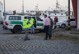 PERIGO: Vazamento de gás amônia interdita Terminal Pesqueiro de Cabedelo