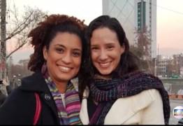 Viúva de Marielle Franco confirma participação no desfile da Mangueira