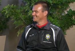 Leandro Vuaden vê como positivo uso do árbitro de vídeo no futebol nacional